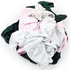 Bavlna nestříhaná - balík 30kg