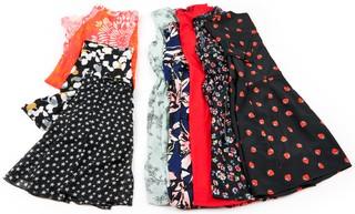 EXTRA Šaty sukně MIX LÉTO 10kg