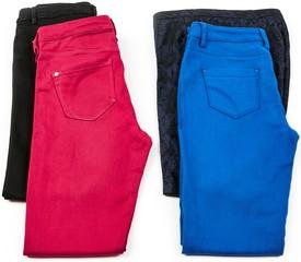 Kalhoty Dámské MIX JARO/PODZIM 10kg
