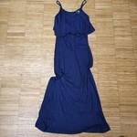 Dlouhé šaty NEW LOOK s volánem